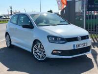 2017 Volkswagen Polo 1.4 TSI ACT BlueGT (s/s) 3Dr