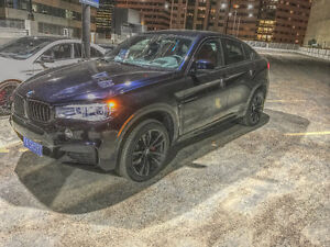 2016 BMW X6 xDrive35i SUV fully loaded ,individual edtion