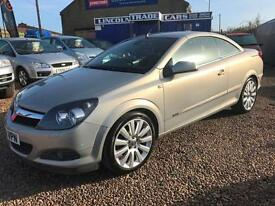 Vauxhall Astra 1.8i 16v CABRIOLET CC TWIN TOP FSH LEATHER EXCELLENT CONDITION