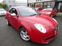 2011 Alfa Romeo MiTo 1.4 Veloce - Red - Platinum Warranty!