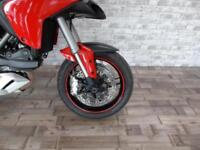 Ducati Multistrada 1200S Touring *6000 genuine miles original Clocks!*