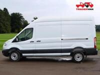 15 FORD TRANSIT 2.2 TDCi 350 125ps Long Wheel Base Medium Roof EU5 L3 H2 Panel V