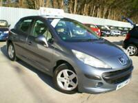 2007 Peugeot 207 1.4 16V SE 5dr HATCHBACK Petrol Manual