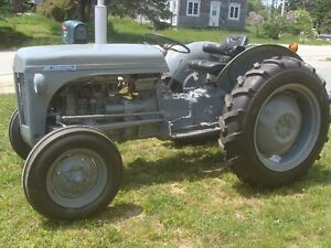 Tractor for sale-SOLD