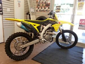 2017 SUZUKI RM-Z250 BLOW OUT SPECIAL