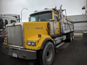 1999 Western Star and 1988 Knight transfer
