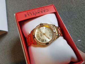 Caravelle by Bulova Goltone Watch