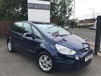 2010 Ford S-MAX 2.0TDCi ( 140ps ) Zetec(7 SEATER,HISTORY,WARRANTY)