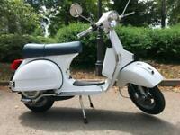 LML Star125 manual scooter 2-stroke