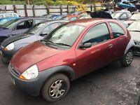 2005 ford ka FULL CAR BREAKING