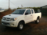 Toyota Hi-Lux 2.5D-4D 4WD ( Euro IV ) HL2 EXTRA CAB KING CAB AIR CON 2008