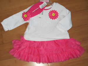 "NEW!  Girls ""TCP"" Dress - Size 6 Mths London Ontario image 1"