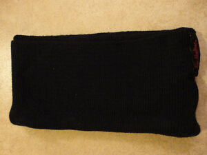 Brand new Tim Hortons black cable knit neck warmer London Ontario image 6