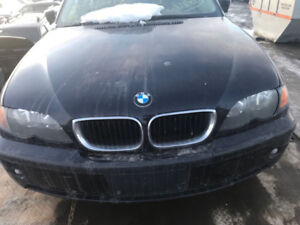 2004 BMW 320i for parts