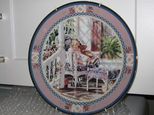 'Trisha Romance' - Collectibles Plates Kawartha Lakes Peterborough Area image 4