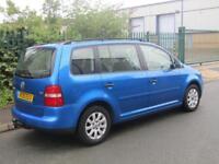 2007 Volkswagen Touran 1.9 TDI S 5dr (5 Seats)