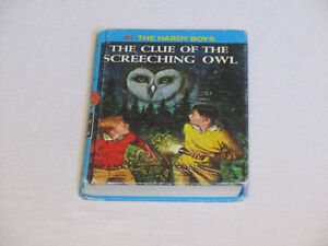 Hardy Boys Book #41