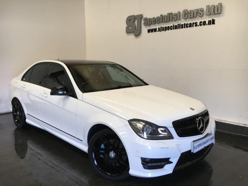 2013 Mercedes Benz C350 Cdi Amg Sport Plus 7g Tronic 58k Full History In Hindley Green Manchester Gumtree
