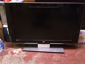 "42"" LG TV for parts"