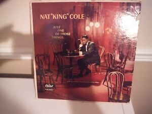 "Nat ""King"" Cole Record"