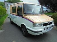 LDV Convoy 2 Berth Campervan Conversion