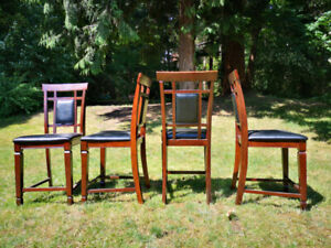 High-table chairs For Sale