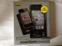 LOGIC3 power sleeve for iPhone 4/4s