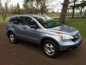 2007 Honda CR-V AWD