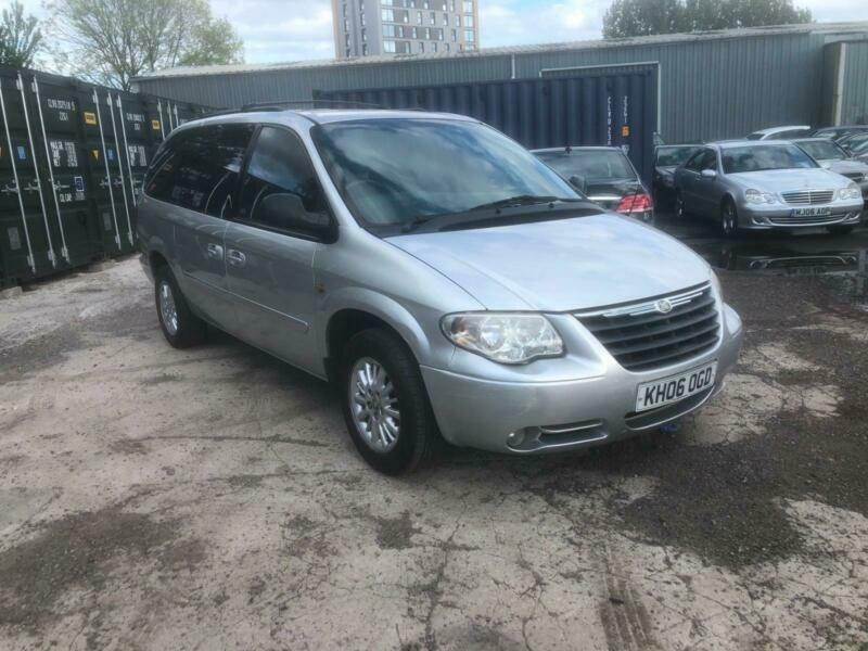 Chrysler grand voyager 2.8CRD 7SEATER Automatic FSH mot 133k drive excellent