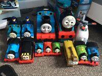 Thomas trains