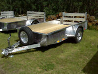 5' x 10' NEW Utility Trailer ( ALUMINUM )