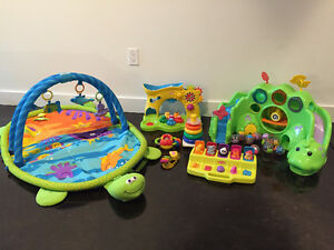 Kids / Infants Fisher Price / Playskool Toy Lot - very clean Strathcona County Edmonton Area image 1
