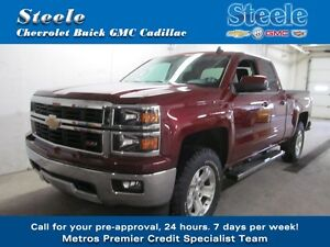 2015 Chevrolet SILVERADO 1500 LT Double Cab  Z71 Package !!!