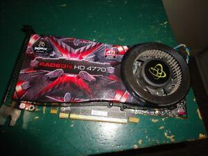 XFX ATI Radeon HD 4770