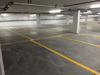 A fun, rewarding experience with us! Parking Lot Services