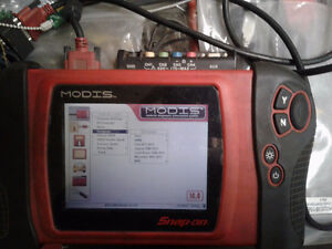 Snap On Modis scanner