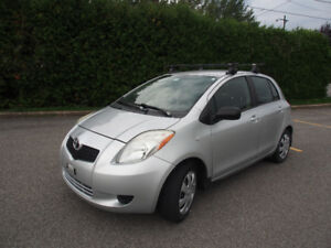 2008 Toyota Yaris LE Berline