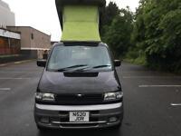 Mazda Bongo 2.5. CAMPER VAN. ELECTRIC ROOF. 4 K WORTH OF SERVICE HISTORY.