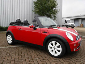 Mini Cooper Cabriolet Low Mileage