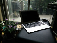 MacBook Air 2012 used, with new 128GB SSD and 4GB of RAM