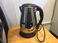 Breville tall silver steel Electric kettle