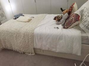 IKEA daybed BRIMNES,sofa-bed LOVAS Pagewood Botany Bay Area Preview