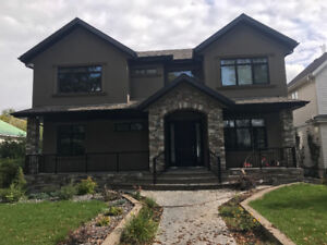 3000 sq ft Luxury Home/ Basemt suite Westmount/sharehouse/975