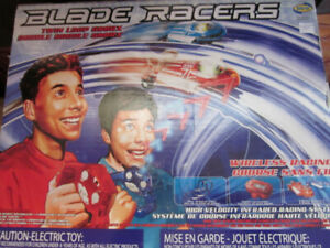 """THE ULTIMATE """"BLADE RACER"""" SET WITH EXTENSION PACKS"""