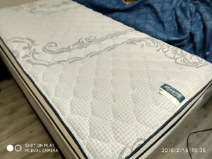 Twin XL Full Mattress(Beauty Rest $275 and Box spring $75