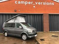 VW T6 Transporter HIGHLINE Campervan 2016 Volkswagen AC | 4 Berth | 35k mile T5