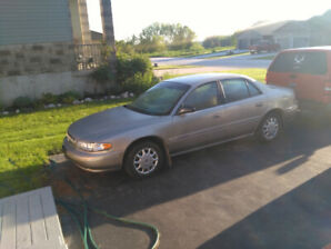 Low mileage, Buick century