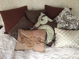 Brown Cushions
