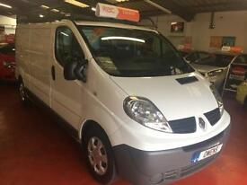 2013 (13) RENAULT TRAFIC 2.0 LL29 DCI S/R Manual
