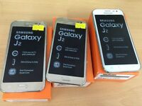 """New Launched Samsung Galaxy J2 Unlocked Dual Sim 4.7"""" 1.3Ghz Quad Core 4G gold & white"""